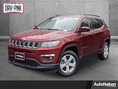 2021 Jeep Compass LATITUDE 4X4 SUV