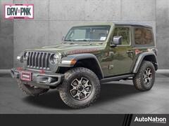 2021 Jeep Wrangler RUBICON 4X4 SUV