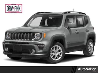 New 2020 Jeep Renegade ALTITUDE 4X4 SUV for sale