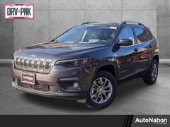 2021 Jeep Cherokee LATITUDE PLUS 4X4 SUV