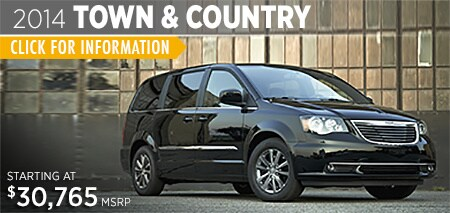 Awesome 2014 Chrysler Town And Country Specifications And Information | Bellevue, WA