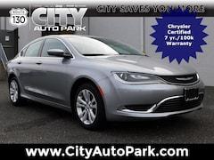 2015 Chrysler 200 Limited Sedan