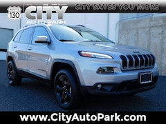 2016 Jeep Cherokee Altitude Altitude 4WD