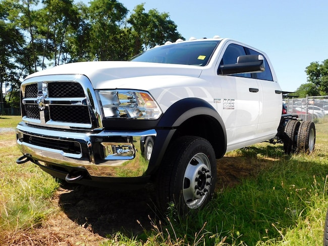 New 2018 Ram 5500 Slt Chassis Crew Cab 4x4 173 4 Wb For