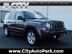 2016 Jeep Patriot Latitude Latitude FWD