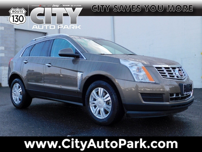 2016 Cadillac SRX Luxury Collection Luxury Collection FWD