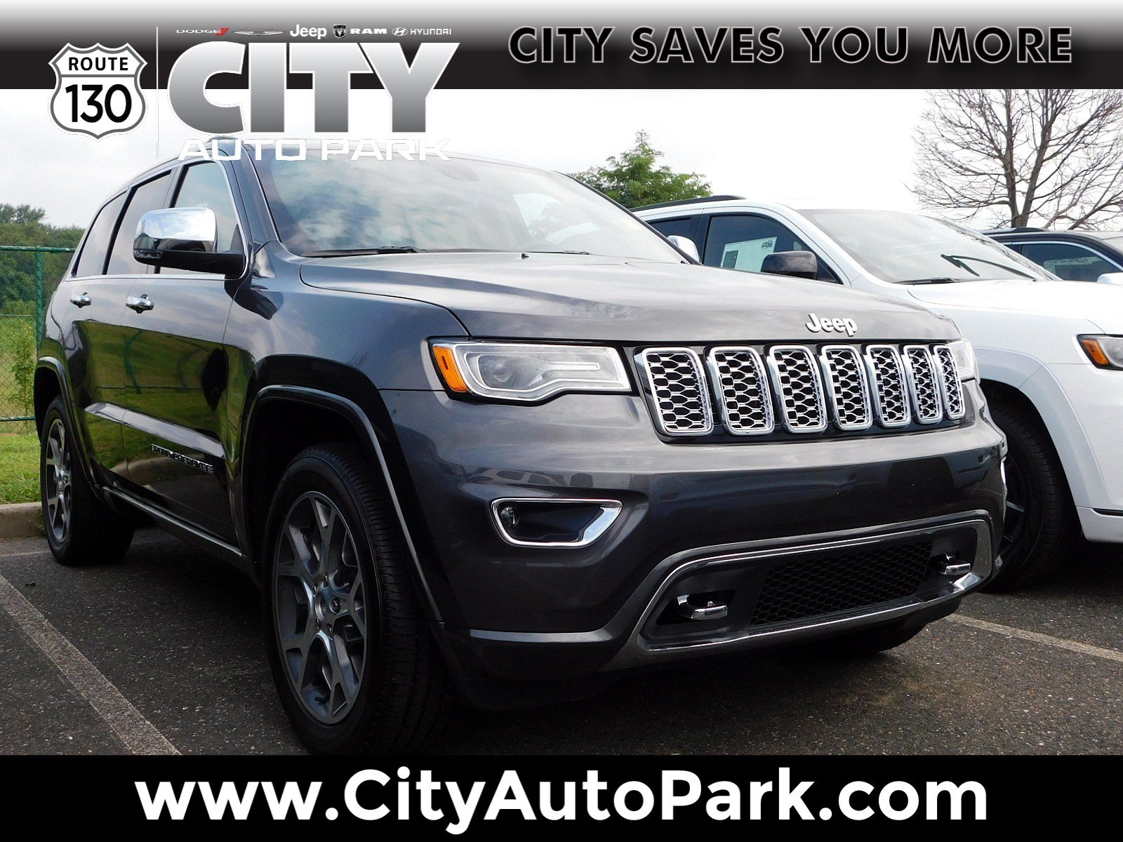 New 2019 Jeep Grand Cherokee OVERLAND 4X4 For Sale | Burlington NJ