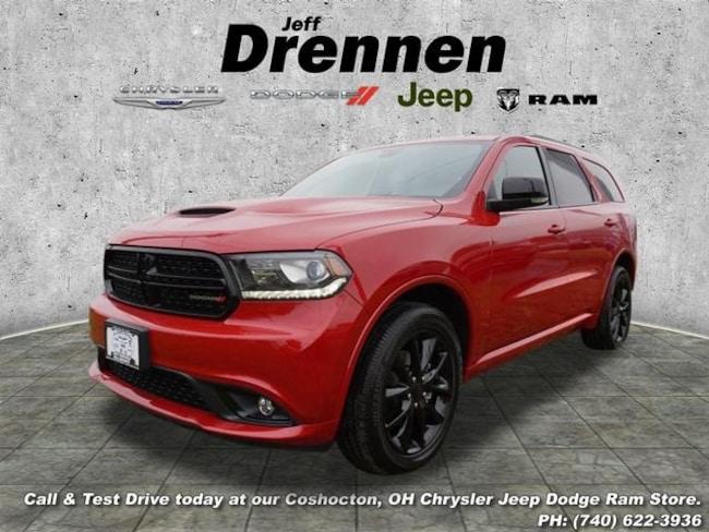 2018 Dodge Durango GT AWD Sport Utility