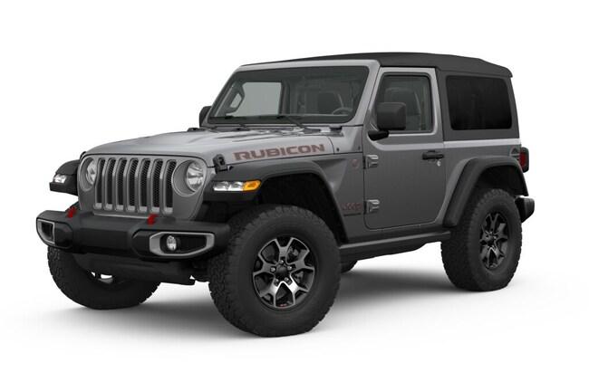 New 2019 Jeep Wrangler RUBICON 4X4 Sport Utility in Hermitage
