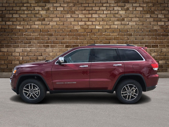 New 2019 Jeep Grand Cherokee LIMITED 4X4 Sport Utility in Hermitage