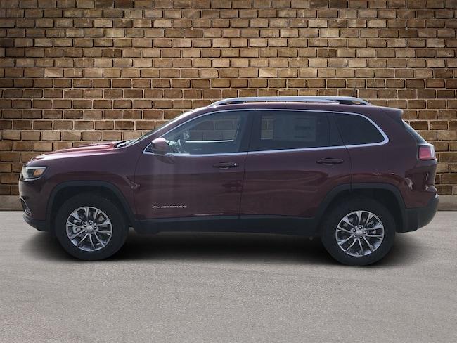 New 2019 Jeep Cherokee LATITUDE PLUS 4X4 Sport Utility in Hermitage