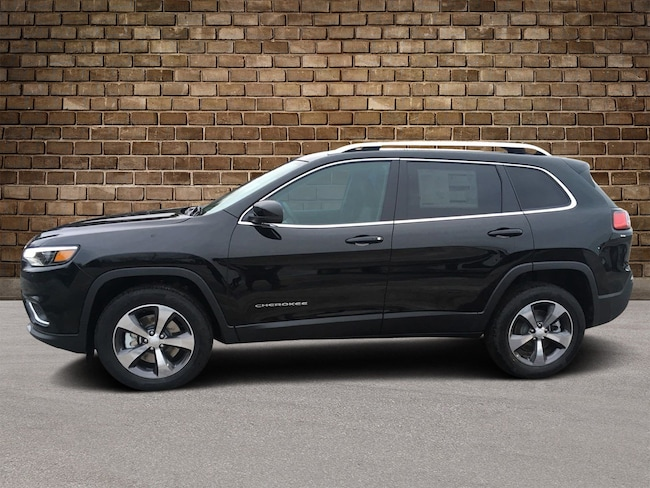 New 2019 Jeep Cherokee LIMITED 4X4 Sport Utility in Hermitage