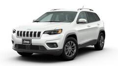 2020 Jeep Cherokee LATITUDE LUX 4X4 Sport Utility