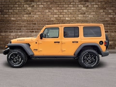 2021 Jeep Wrangler UNLIMITED WILLYS 4X4 Sport Utility