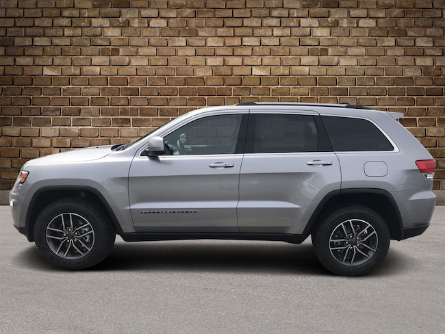 New 2019 Jeep Grand Cherokee LAREDO E 4X4 Sport Utility in Hermitage