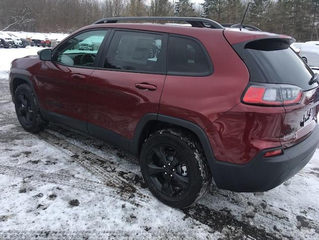 New 2019 Jeep Cherokee ALTITUDE 4X4 Sport Utility in Hermitage