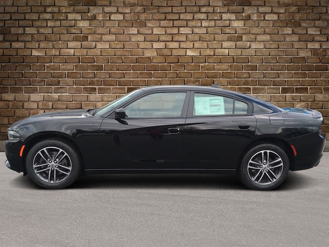 New 2019 Dodge Charger SXT AWD Sedan in Hermitage