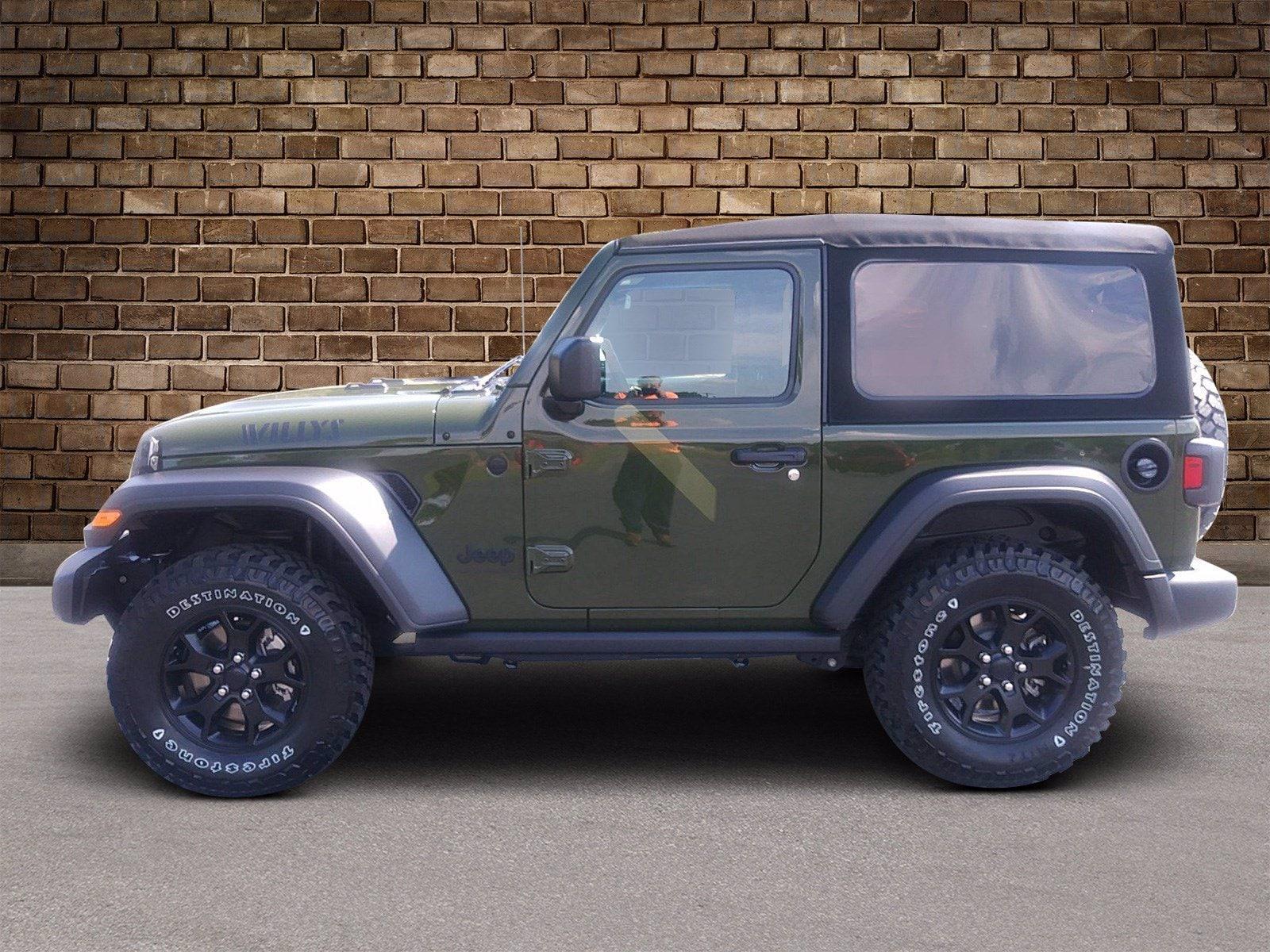 2021 Jeep Wrangler For Sale In Hermitage Pa Scheidemantle Motors