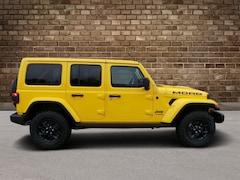 2018 Jeep Wrangler UNLIMITED MOAB 4X4 Sport Utility