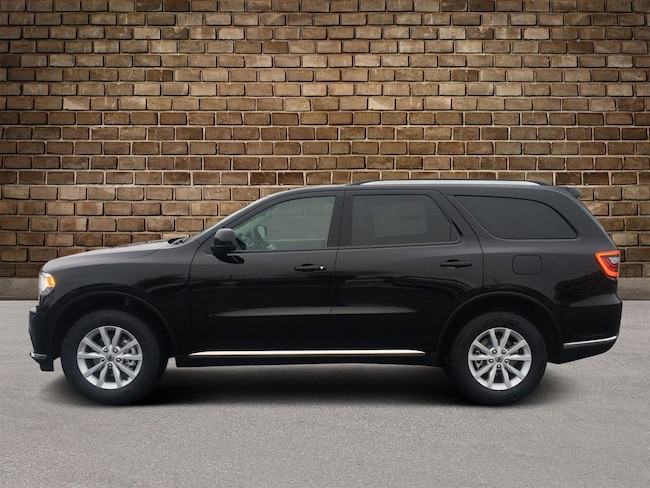 New 2019 Dodge Durango SXT PLUS AWD Sport Utility in Hermitage