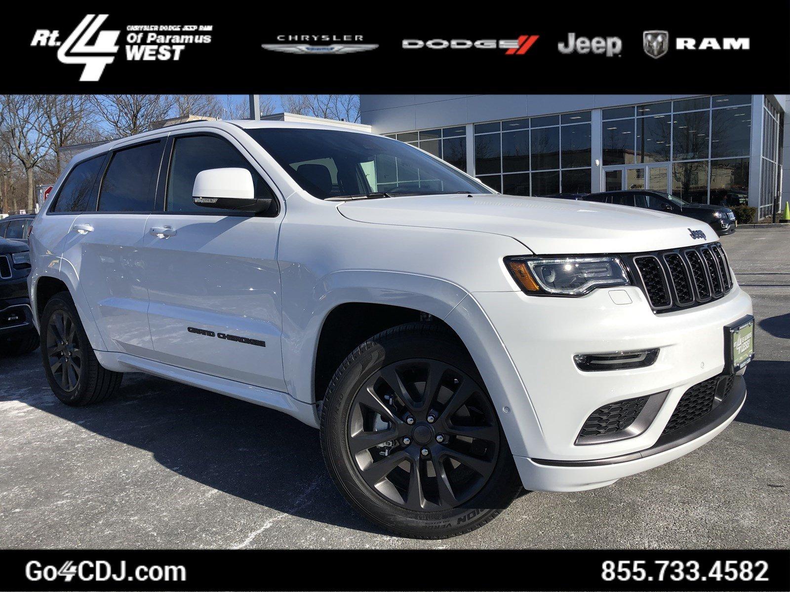 2019 Jeep Grand Cherokee High Altitude High Altitude 4x4