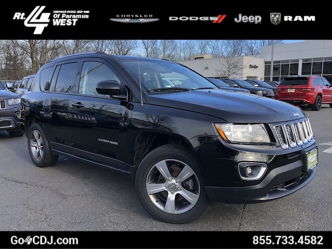 2016 Jeep Compass High Altitude Edition 4WD SUV 4WD  High Altitude Edition