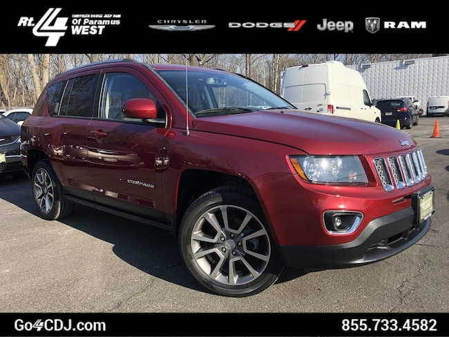 2015 Jeep Compass Limited 4-CYL 4WD SUV 4WD  Limited