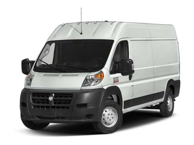 2018 Ram ProMaster 3500 CARGO VAN HIGH ROOF 159 WB Cargo Van