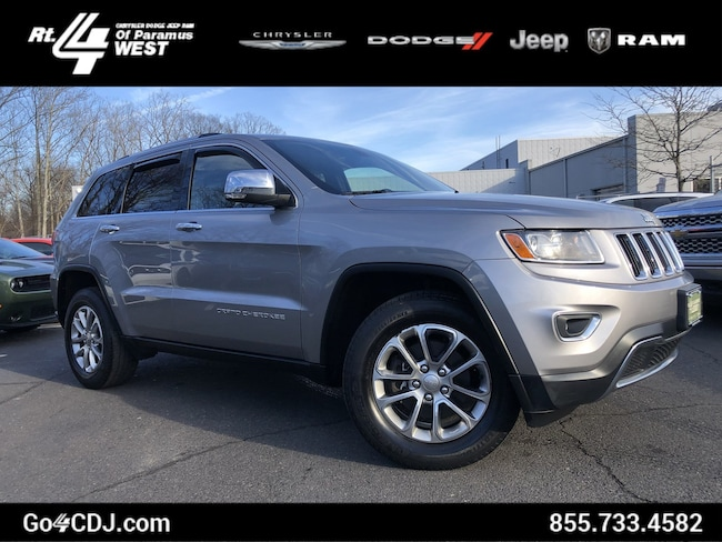 2015 Jeep Grand Cherokee Limited V6 4WD SUV 4WD  Limited