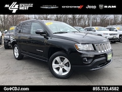 2017 Jeep Compass Latitude 4-CYL 4WD SUV Latitude 4x4 *Ltd Avail*