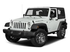 2018 Jeep Wrangler JK RUBICON 4X4 Sport Utility