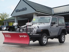 Certified Pre-Owned Jeep Wrangler For Sale in Warwick