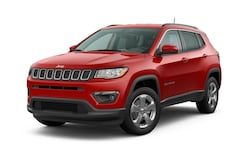 New 2020 Jeep Compass For Sale in Warwick