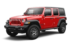 New 2021 Jeep Wrangler For Sale in Warwick