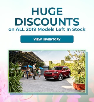 Huge Discounts On All 2019 Models Left In Stock