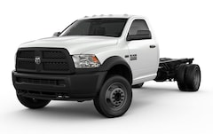 New 2018 Ram 5500 TRADESMAN CHASSIS REGULAR CAB 4X4 168.5 WB Regular Cab for sale in Warwick, NY