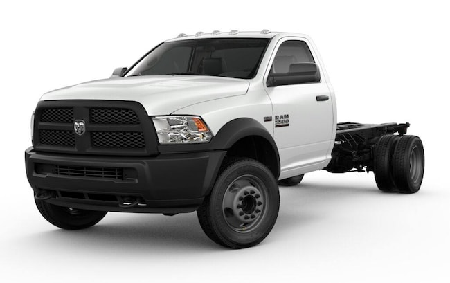 New 2018 Ram 5500 TRADESMAN CHASSIS REGULAR CAB 4X4 168.5 WB Regular Cab For Sale/Lease Warwick, NY