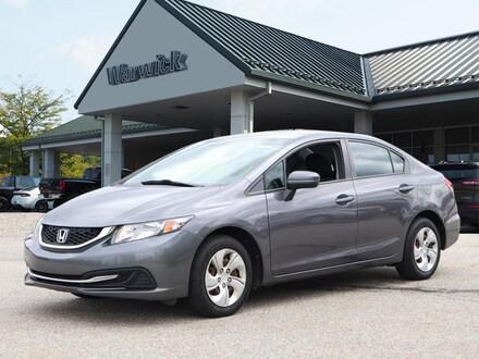 2015 Honda Civic LX LX  Sedan CVT