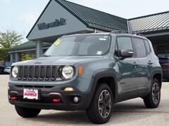 Certified Pre-Owned 2016 Jeep Renegade Trailhawk 4x4 Trailhawk  SUV ZACCJBCT7GPD72516 for Sale in Warwick, NY
