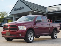 Certified Pre-Owned Ram 1500 4x4 Express  Quad Cab 6.3 ft. SB Pickup For Sale in Warwick