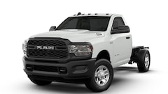 2019 Ram 3500 TRADESMAN CHASSIS REGULAR CAB 4X4 143.5 WB Regular Cab