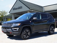 Certified Pre-Owned Jeep Compass For Sale in Warwick