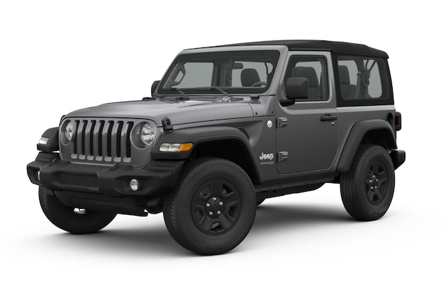 New 2018 Jeep Wrangler SPORT 4X4 Sport Utility For Sale/Lease Warwick, NY