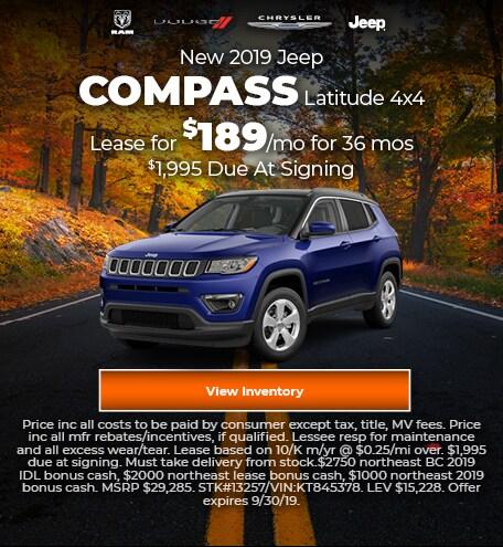 September 2019 Compass Lease Offer