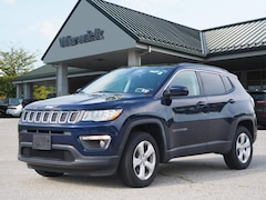 Certified Pre-Owned 2018 Jeep Compass for Sale in Warwick, NY