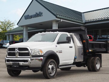 2018 Ram 5500 Chassis Truck