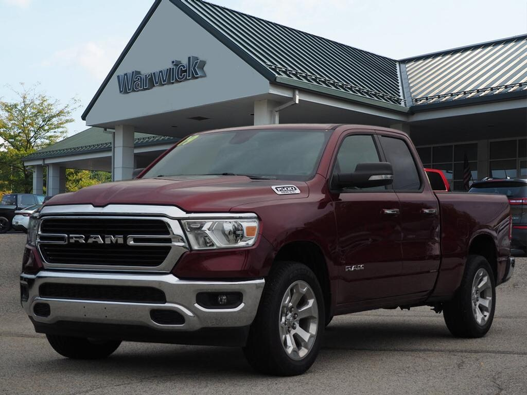 2019 Ram 1500 Big Horn/Lone Star 4x4 Big Horn  Quad Cab 6.4 ft. SB Pickup