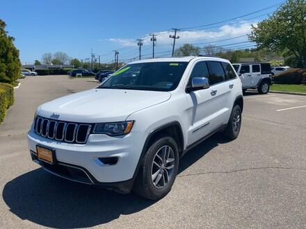 2018 Jeep Grand Cherokee (3.6L) Limited 4X4 SUV