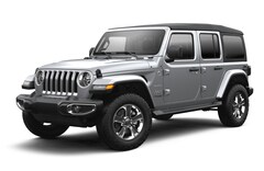 2021 Jeep Wrangler UNLIMITED SAHARA 4X4 Sport Utility