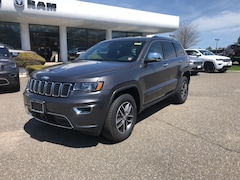 2018 Jeep Grand Cherokee Limited 4X4 Limited 4x4